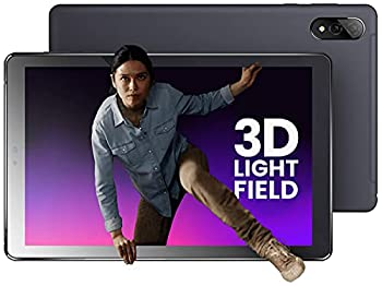 """Lume Pad Tablet - 3D Tablet - 10.8"""" 3D Tab Light Field Screen - Android Tablet - 128gb Work Tablet/Tablet for Gaming - 2560 x 1600 Tablet Android 10 with 16MP Dual Camera [Moon Gray]"""