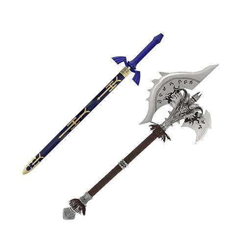G8DS Schwert Zelda-Serie + World of Warcraft' 'Shadowmourne', Ausstellungsstücke, Liebhaberset