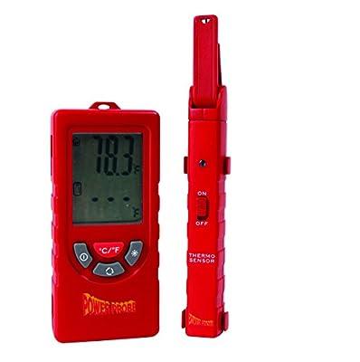 Power Probe Temperature Probe Kit (TEMPKIT) [Dual-Zone Digital Thermometer, Wireless Temperature Readings, Additional Wireless Probe Accessory]