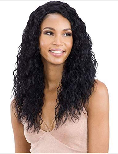 Mayde Beauty Synthetic Invisible 5 inch Lace Part Wig - MIRABEL (2 Dark Brown)