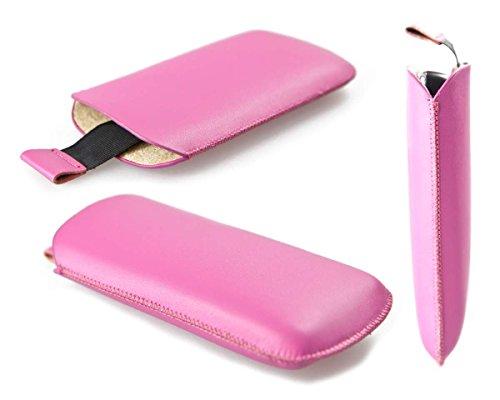 caseroxx Schuif koffer voor Simvalley XL-901, tas (Schuif koffer in roze)