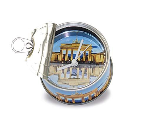My Clock MyClock Personaliseerbaar horloge, Fotogalerij, Fotolijst, Souvenir, Magneet, Grappig gadget - Berlin Skyline