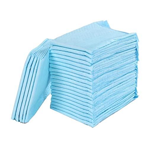 TOYANDONA Wegwerp Onderleggers Incontinentie Bed Pads Septum Voor Baby Senioren Volwassenen Plassen Urine Absorberen Mat Wateropname Luier 20St 45X33cm