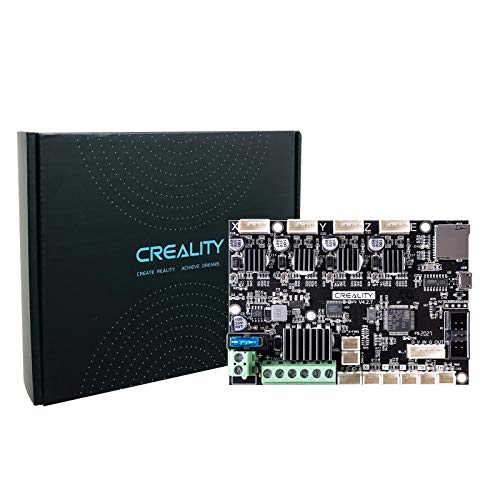 Official Creality New Upgrade Motherboard Silent Mainboard V4.2.7 for Ender 3 Customized and Non-Standard Matching,Ender 3 Silent Mother Board