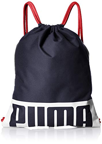 Puma Deck Gym Bag, Unisex Adulto, Peacoat, OSFA