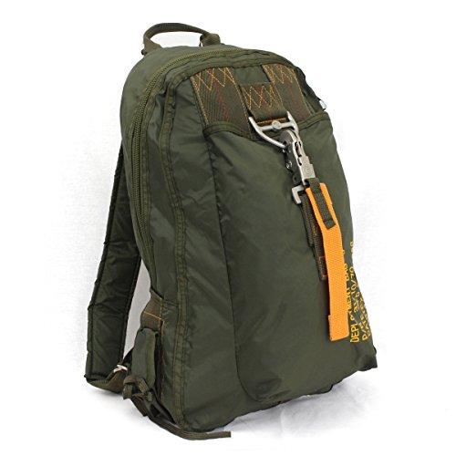 US Army Para Bag Paratrooper Packtasche Fallschirmspringer Rucksack Backpack 5 (Oliv)