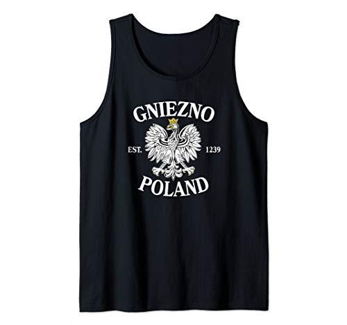 Gniezno Poland Tank Top