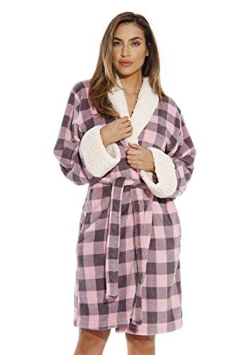 Just Love Kimono Robe Bath Robes for Women 6343-10109-M
