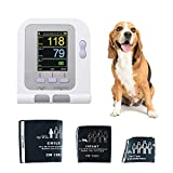 Veterinary/Animal use Automatic Blood Pressure Monitor for cat/Dog Three Cuffs Included