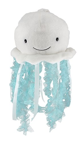 Cuddle Barn Bubbles The Jellyfish Light-Up Musical Stuffed Animal, 12