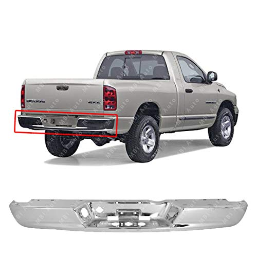 04 dodge 1500 rear bumper - 6