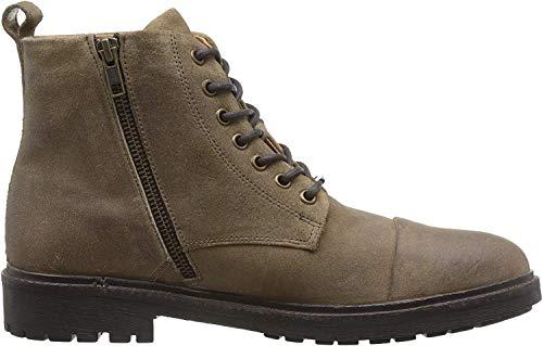 Pepe Jeans London Herren Porter Suede Desert Boots, Braun (Tan 869), 45 EU