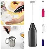 GoodKE Durable Practical Electric Handle Egg Beater Coffee Juice Mixer Kitchen Tool Outdoor Cooking Tools & Accessories