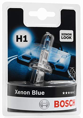 Bosch 1987301011 Lampadina, H1 Xenon Blue 12V 55W