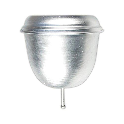Wasserspender 2,5 L, aus Aluminium