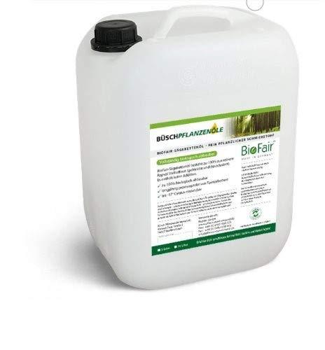 BioFair Sägekettenöl (5 Liter) aus...