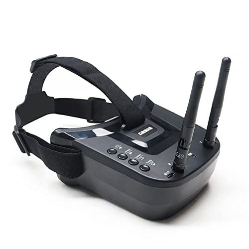 5.8Ghz FPV Goggles, ARRIS VR-009 Video Headset 5.8G 40CH HD...