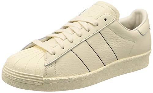 Adidas Superstar 80S, Zapatillas de Deporte Niño, Blanco (Blacre/Blacre/Blacre 000), 36 2/3 EU