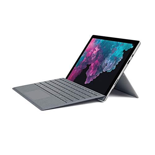 Microsoft Surface Pro 6 (Intel Core i7, 16GB RAM, 1TB) - Newest Version and Microsoft Surface Pro Signature Type Cover...