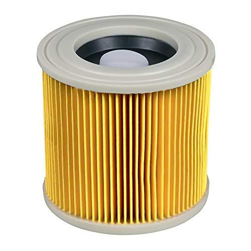 1 Patronenfilter Rundfilter Lamellenfilter Filter für Staubsauger Kärcher K2901F