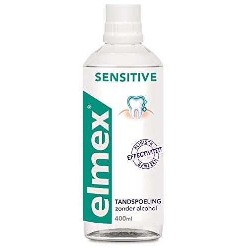 Elmex Tandspoeling Sensitive, 400ml
