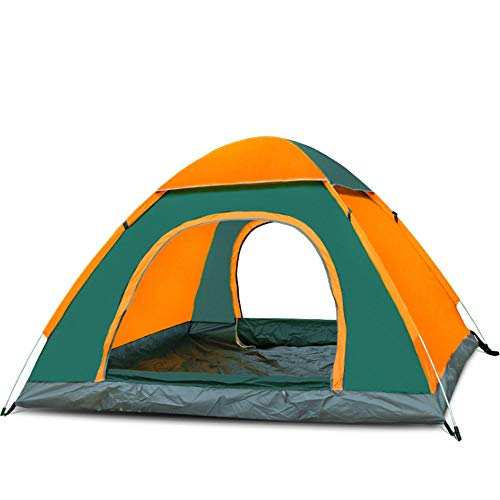 3-4 Person Camping Dome Tent,Family Camping Camping and Backpack Tent,with Tote Bag, Lightweight Waterproof Portable Backpack Tent,Suitable for Outdoor Camping/Hiking,Suitable for Backpack Travel