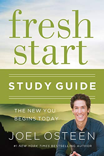 W85.Book] Free Download Fresh Start Study Guide: The New You ...