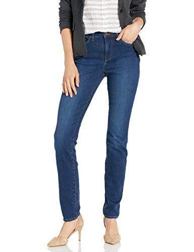 NYDJ Women's Alina Skinny Jeans, Cooper 2402, 6