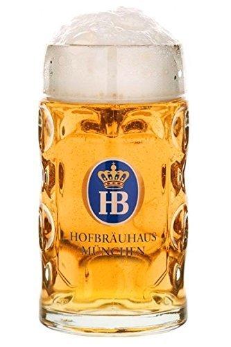 Klassischer Bierkrug/Maßkrug HOFBRÄUHAUS MÜNCHEN (1 Liter)