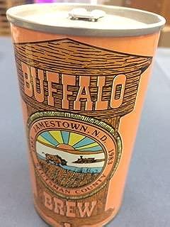Jamestown Centennial Collectable Beer Can