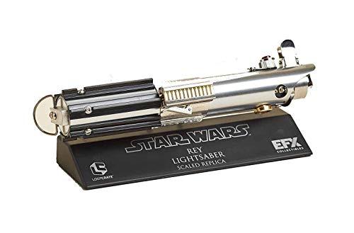 Star Wars Rey's Lichtschwert, Nachbildung  mit Skala 1:45 – Loot Crate DX Exclusive (Dezember 2017)
