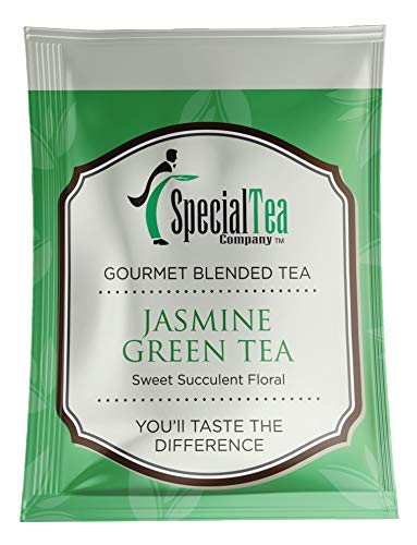 Special Tea Jasmine Green Tea Bags with Tag, 500 Count