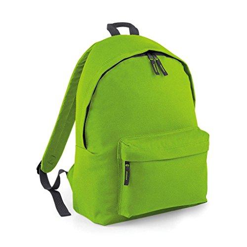 Bagbase Fashion Rucksack, 18 Liter One Size,Lime Green