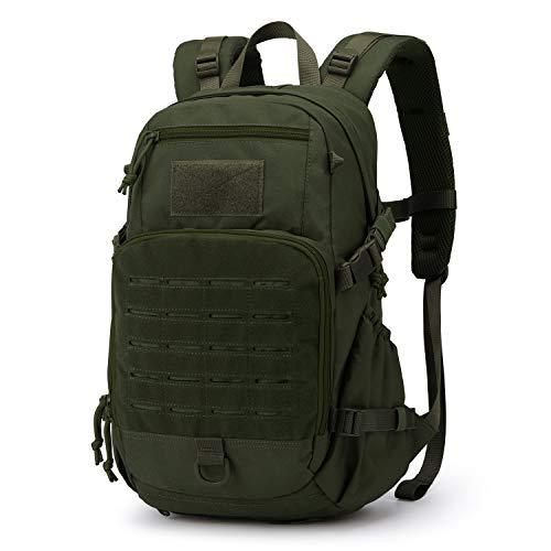 Mardingtop Taktischer Rucksack Hydrationspack für Wandern Joggen Spazieren Klettern Bergsteigen Militär Radfahren Rucksack