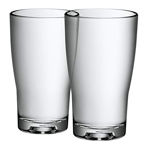 WMF Wasserglas-Set 2 Stück Basic Glas spülmaschinengeeignet