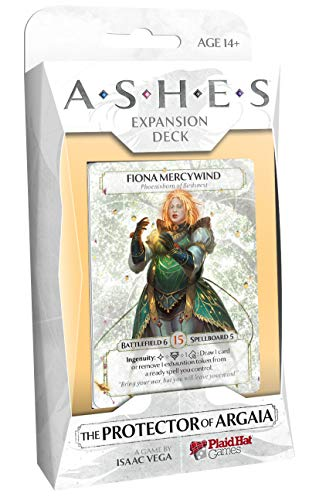 Ashes: Rise of the Phoenixborn The Protector of Argaia