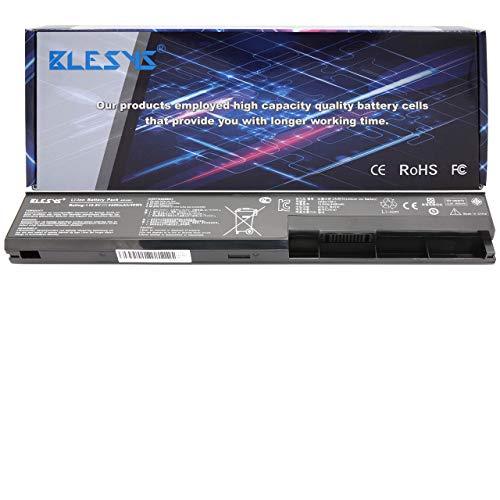 BLESYS 10.8V/4400mAh Batería A31-X401 A32-X401 A41-X401 A42-X401 Batería del Ordenador portátil para ASUS X301 X301A X301A1 X301U X401 X401A X401A1 X401U X501 X501A X501A1 X501U Baterías portátiles