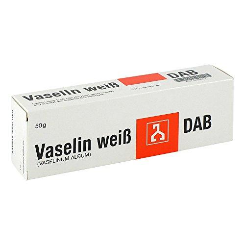 VASELINE WEISS DAB 50 g