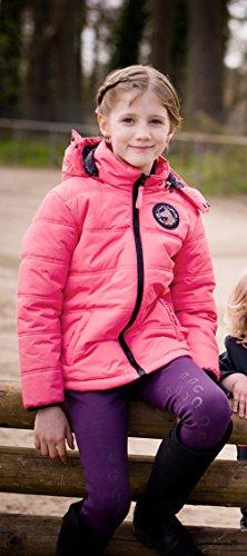 Kinder Wendejacke Champ Little Sister pink/dunkelblau 98/104