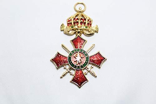 Unbekannt Bulgarischer Verdienstorden Orden Replika