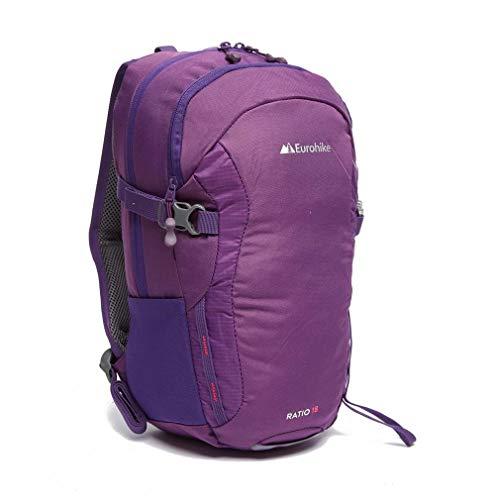 Eurohike Ratio 18 Daysack, Purple, One Size