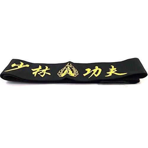 Shaolin Kung Fu Wushu Schärpe mit Stickerei für Anzüge Uniform Gürtel