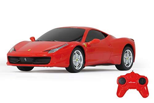 Jamara - 404120 - Maquette - Voiture - Ferrari 458 Italia - 3 Pièces