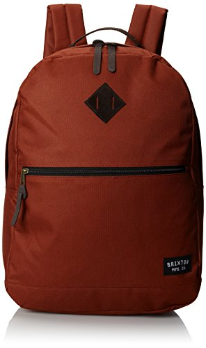 BRIXTON Bag Carson Back Pack, Red, One Size
