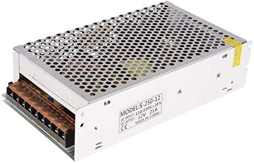 Herramientas 12V LED Controlador de conmutación Suministro de energía 110 / 220VAC-DC12V...