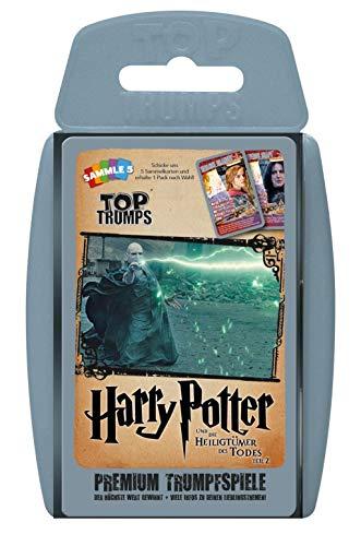 Winning Moves Top Trumps Harry Potter