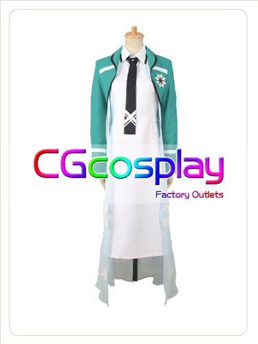 『★CGcosplay★ 【男性LLサイズ】 魔法科高校の劣等生 司波深雪 女子制服 コスプレ衣装 C9402』のトップ画像