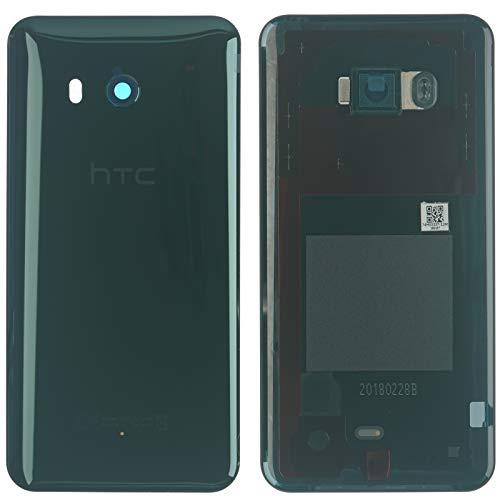 Original HTC U11 Akkudeckel Backcover Akku Deckel Schale Gehäuse Rückseite Batterie Deckel Battery Cover Schwarz Black