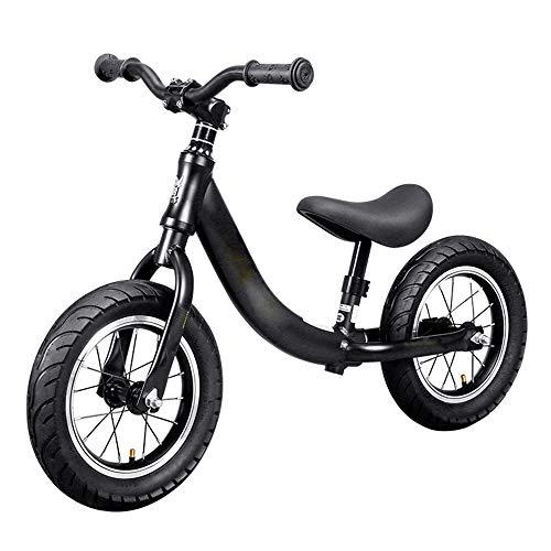 LYXCM Lauflernrad Mit Leichtem, Kinderfahrrad Ohne Pedale Der Leichteste Rahmen Aus Aluminiumlegierung Verstellbare Sitzhöhe