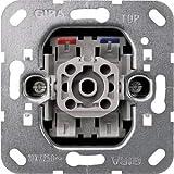 GIRA (011 600) Wippschalter KO Wechsel Einsatz Kontroll